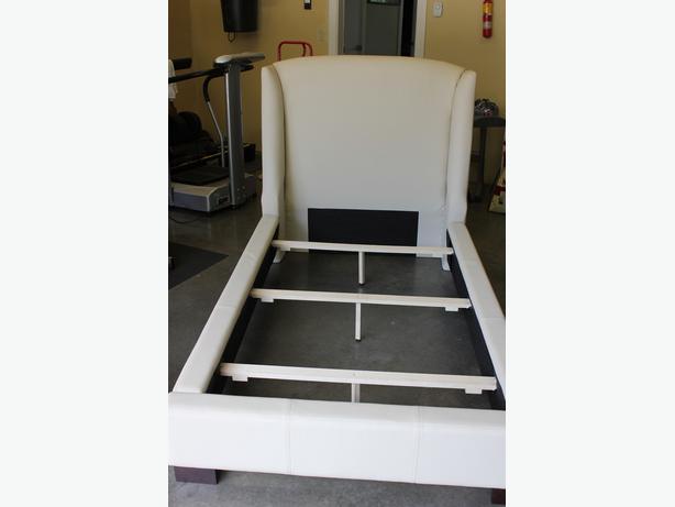 Jordan 39 S Furniture Leather Frame Single Bed West Shore Langford Colwood Metchosin Highlands