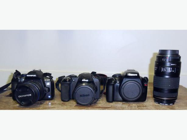 We Have Cameras!