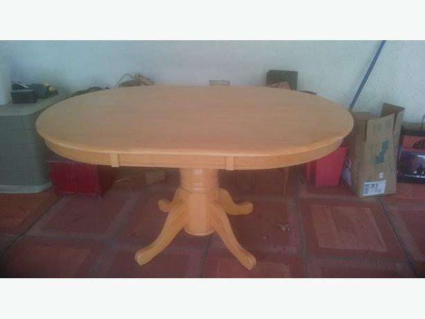 Dining room or kitchen table saanich victoria mobile for Dining room table 42 x 60
