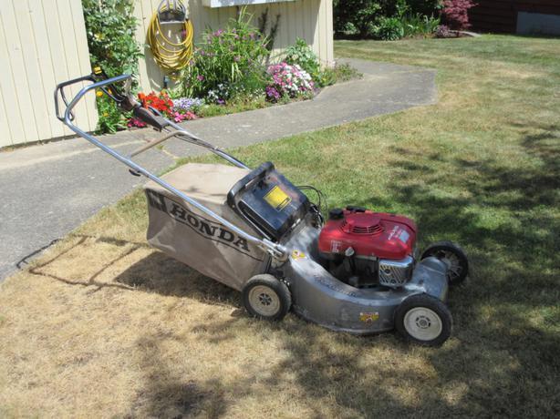 honda hr215 lawn mower north saanich amp sidney victoria