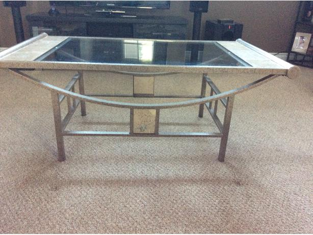 Coffee Table And 2 End Tables Rural Regina Regina