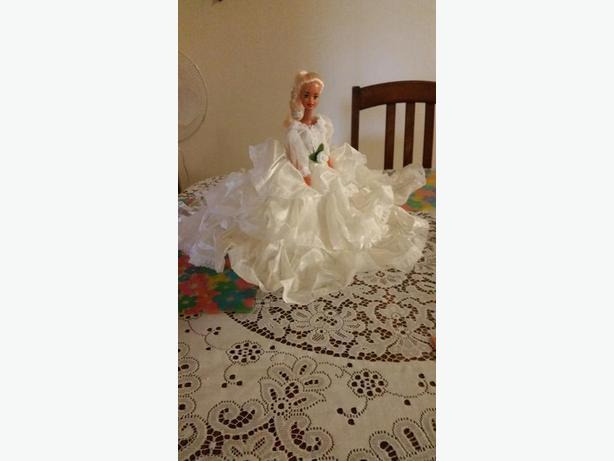 Wedding Gown Barbie