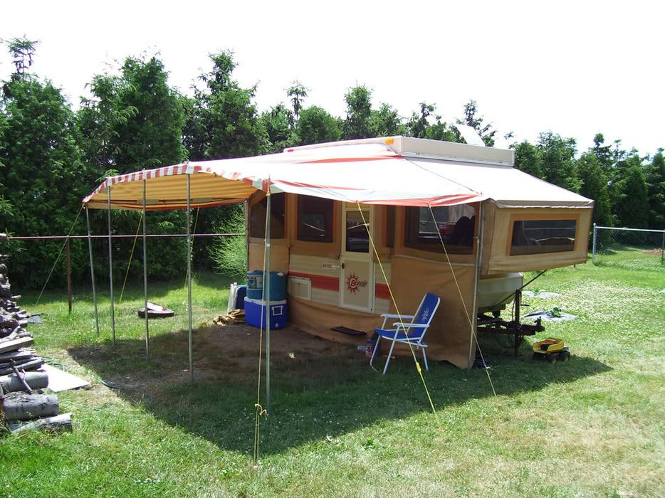 Sold add a room for a 1984 bonair tent trailer not the for 100 taunton terrace oshawa