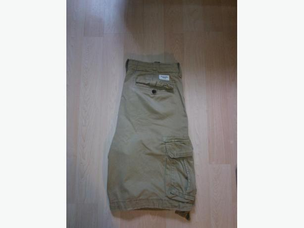 Abercrombie and Fitch Shorts (Dark Khaki)