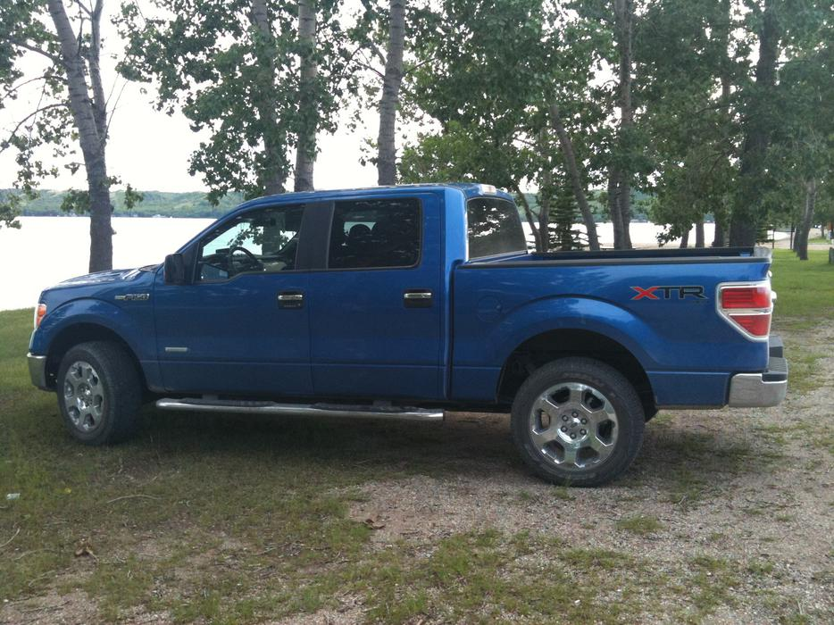 2012 ford f 150 xtr supercrew low mileage north regina regina mobile. Black Bedroom Furniture Sets. Home Design Ideas