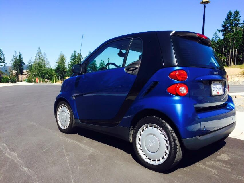 price drop 2008 smart car fortwo pure low km local. Black Bedroom Furniture Sets. Home Design Ideas