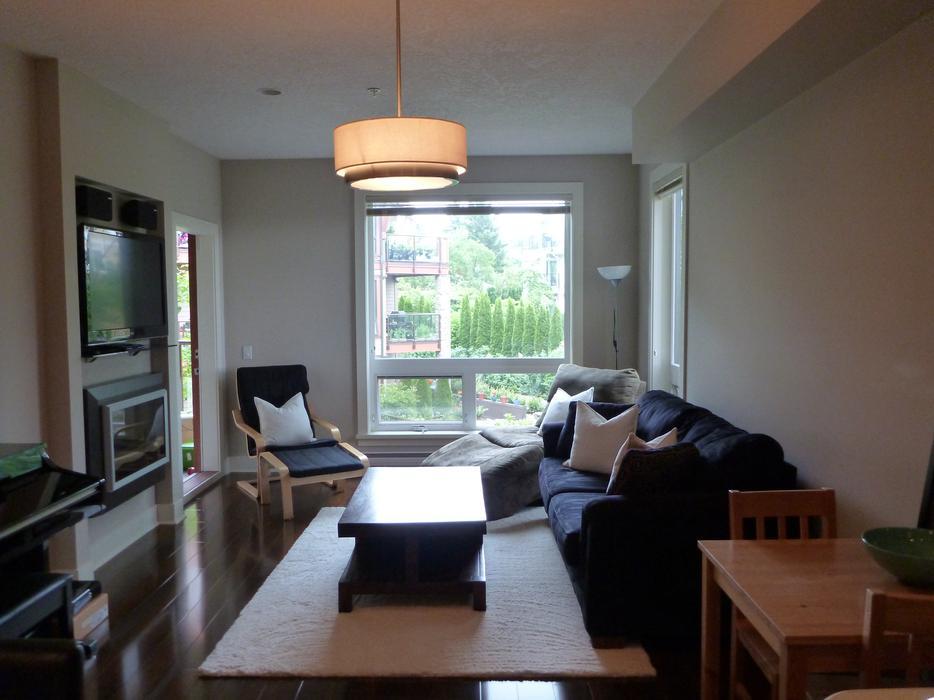 Gorgeous 2 bedroom den condo for rent saanich victoria for 2 bedroom with den