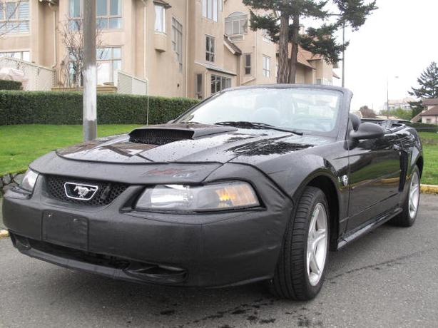 2004 ford mustang gt convertible only 91 000kms 40th. Black Bedroom Furniture Sets. Home Design Ideas