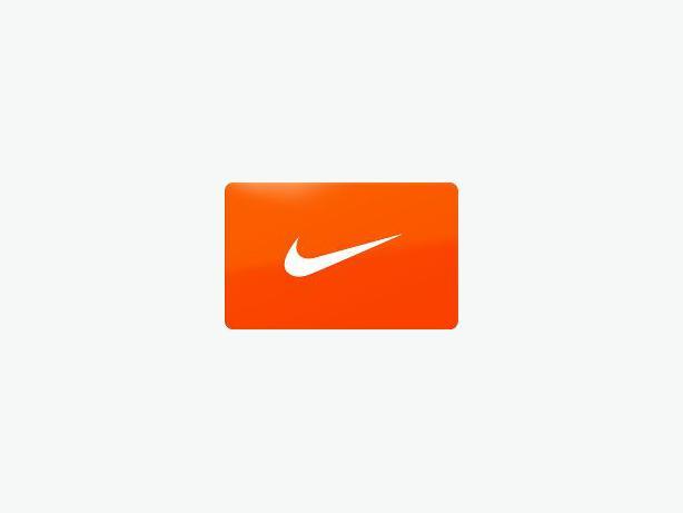 $165 Nike Gift Card