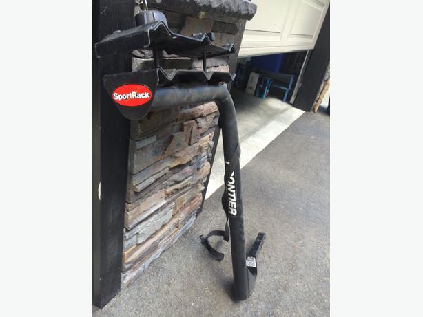 frontier rack for 3 bikes duncan cowichan. Black Bedroom Furniture Sets. Home Design Ideas