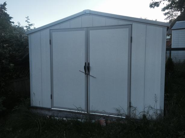 royal winchester shed 8 x 10