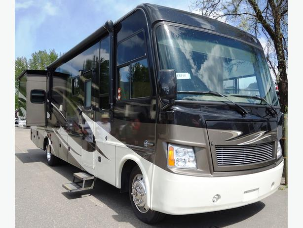 2012 thor motor coach challenger 36fd class a outside