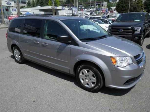 2013 dodge grand caravan se sirius radio auxiliary 7 passenger local surrey incl white rock. Black Bedroom Furniture Sets. Home Design Ideas