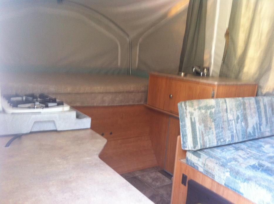 2008 Viking Tent Trailer South Regina Regina Mobile