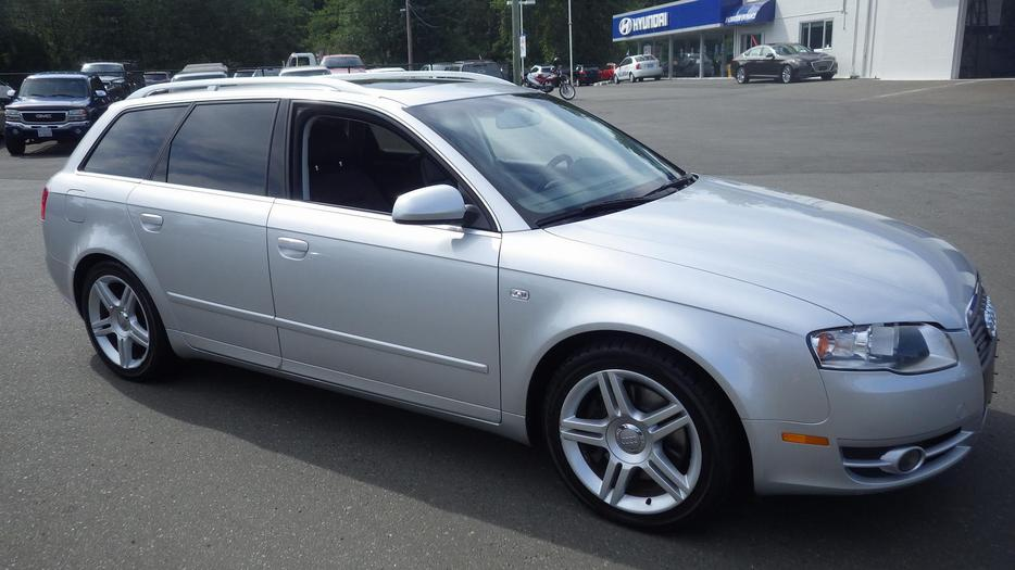 Audi A4 Quattro Avant 2 0t Awd Fully Equipped Outside