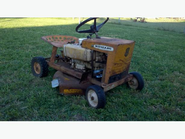 Wanted Small Garden Tractor Cornwall Pei