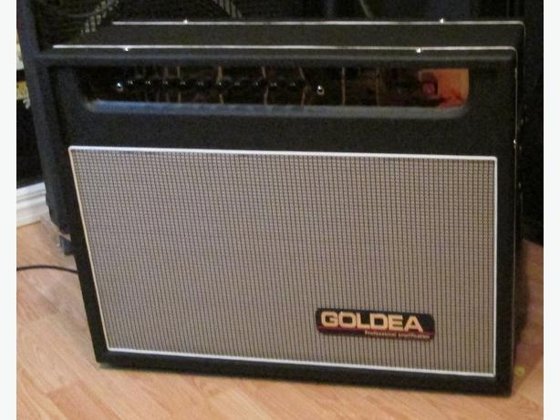 Brand new 50 watt tube amp 2X12 reduced again $350