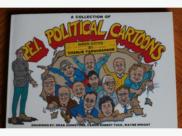 P.E.I. POLITICAL CARTOONS -INNER JUICED