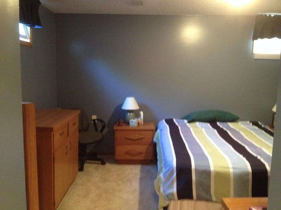 1 Bedroom Basement For Rent West Regina Regina