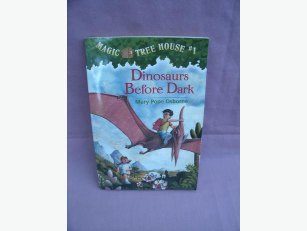 book report on dinosaurs before dark Would you like to see living dinosaurs in the magic tree house series dinosaurs before dark jack and annie find a magic treehouse and travel to the time.