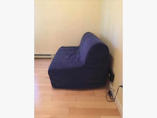 Ikea sofa bed victoria city victoria for Sofa bed victoria bc
