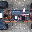 New RC Rock Crawler Monster Truck 1/10 scale HSP Electric