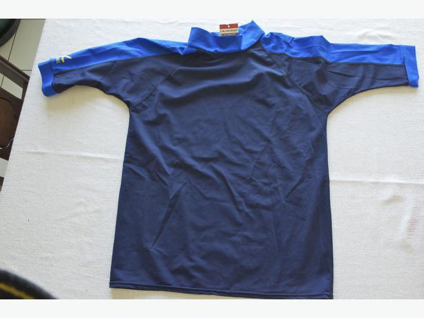 uv sun protective and chlorine resistant sun swim shirts