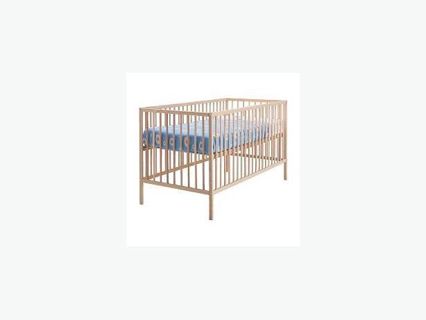 ikea baby crib crib melody mobile etc victoria city victoria. Black Bedroom Furniture Sets. Home Design Ideas