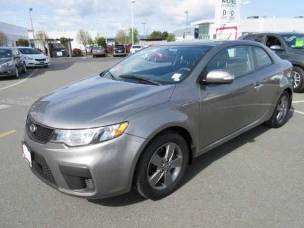 2010 kia forte koup ex manual 1owner north nanaimo nanaimo mobile. Black Bedroom Furniture Sets. Home Design Ideas