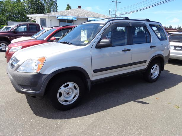 2002 honda crv 4wd grey outside victoria victoria for Gray honda crv