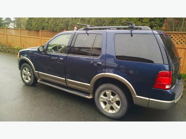 2003 ford explorer 4x4 eddie bauer edition saanich victoria mobile. Black Bedroom Furniture Sets. Home Design Ideas