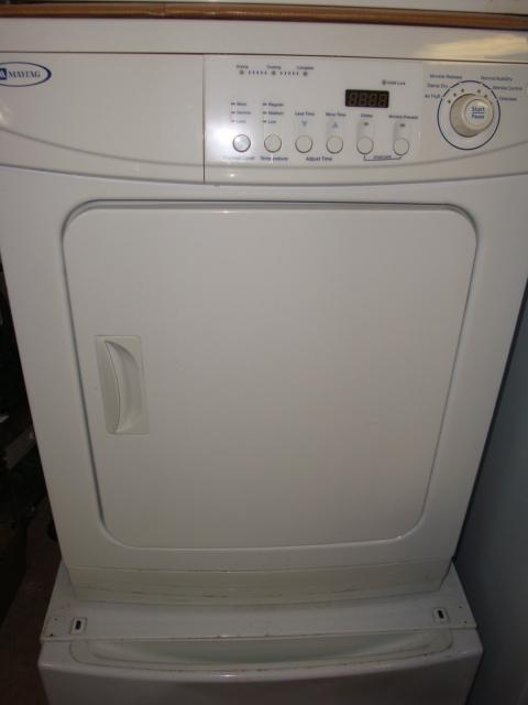 maytag apartment size dryer 220 volt central ottawa