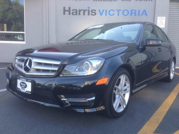 2013 mercedes benz c class c 300 4matic sedan victoria for 2013 mercedes benz c class c 300 4matic