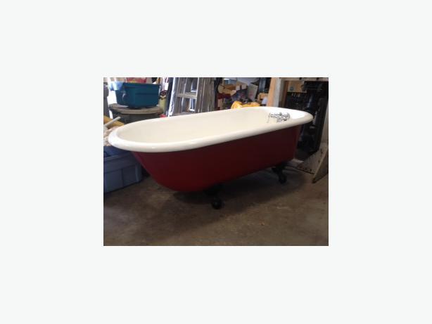 Clawfoot Bath Tub Central Nanaimo Nanaimo