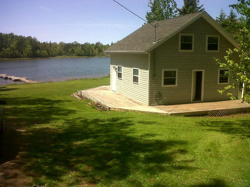 Waterfront Cottage For Sale Near Alberton Alberton Pei