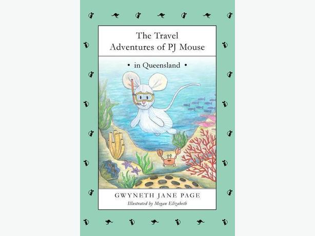 The Travel Adventures of PJ Mouse - In Queensland