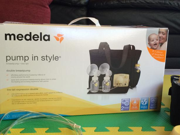 medela pump in style advanced user manual