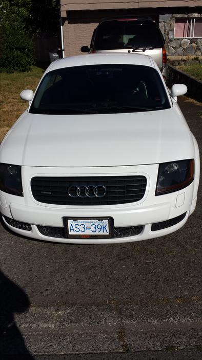 2001 Audi Tt Awd For Sale Or Trade Saanich Victoria Mobile