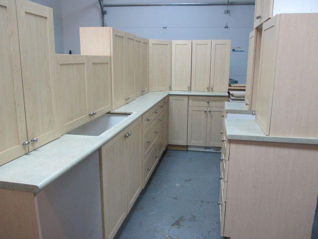 Maple Kitchen Cabinets North Saanich & Sidney , Victoria