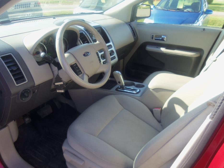 2007 ford edge sel front wheel drive heated seats. Black Bedroom Furniture Sets. Home Design Ideas