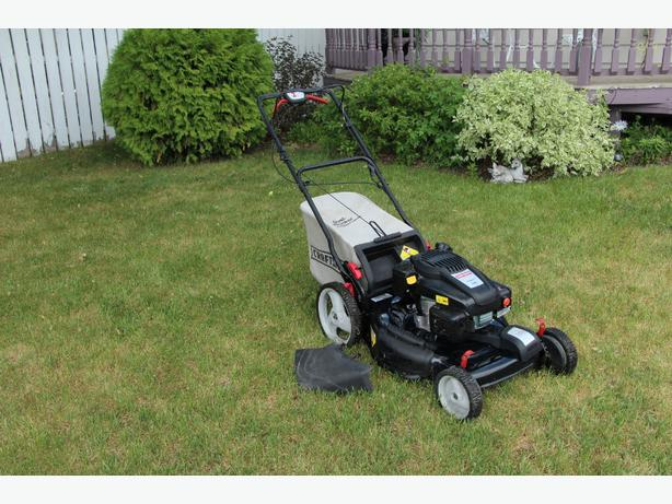 Self Propelled Lawn Mower West Regina Regina