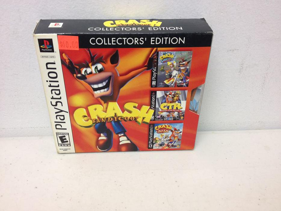 Crash Bandicoot Collector's Edition | The Playstation Wiki ...