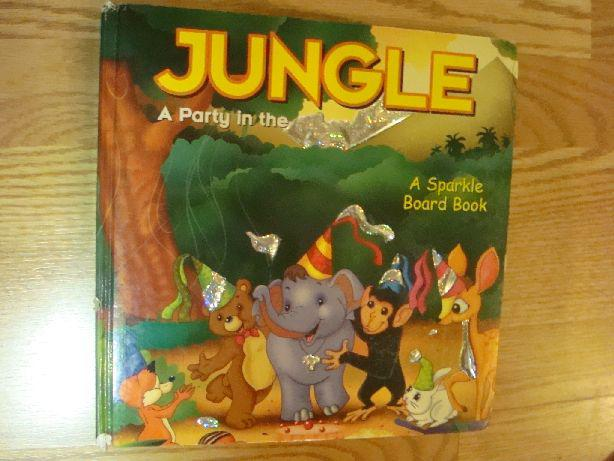 Like New Jungle Sparkle Book - Excellent Condition! $2
