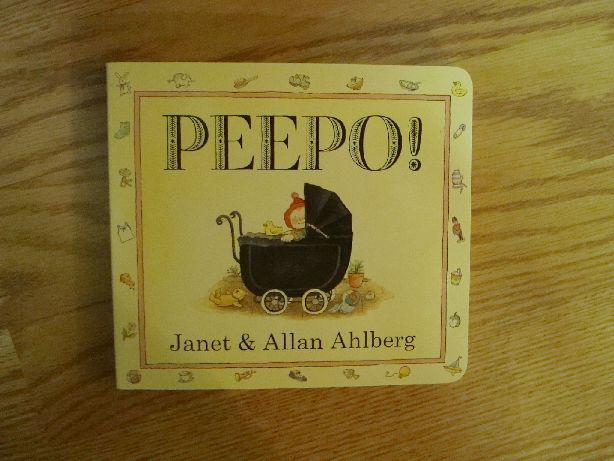 2 Like New Peepo Board Books $2 each