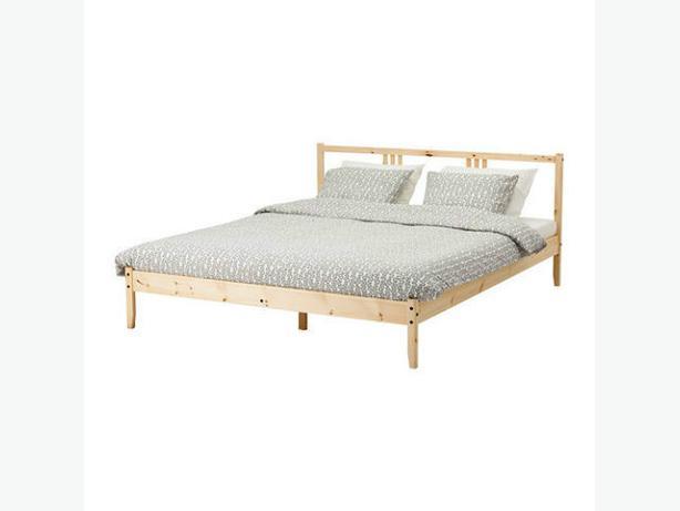 Schuhschrank Ikea Bissa Birke ~   In needed $60 · FJELLSE Bed frame (IKEA)  Full  double bed frame