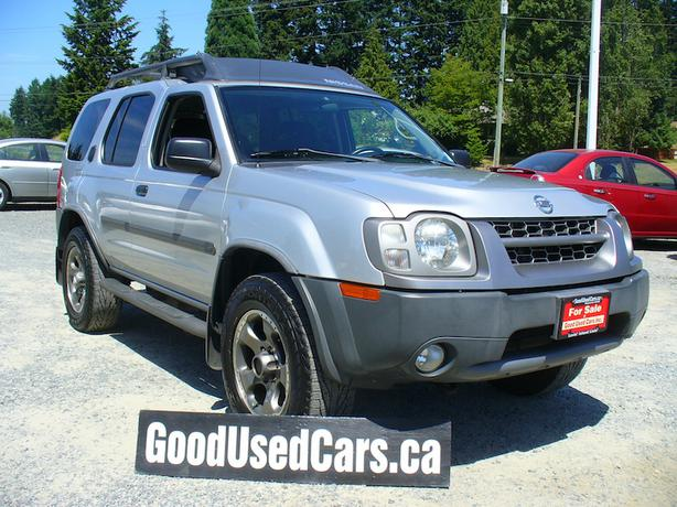 2004 nissan xterra 4x4 outside nanaimo nanaimo. Black Bedroom Furniture Sets. Home Design Ideas