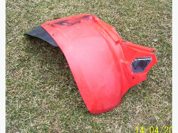 Honda 200 ATC rear fender