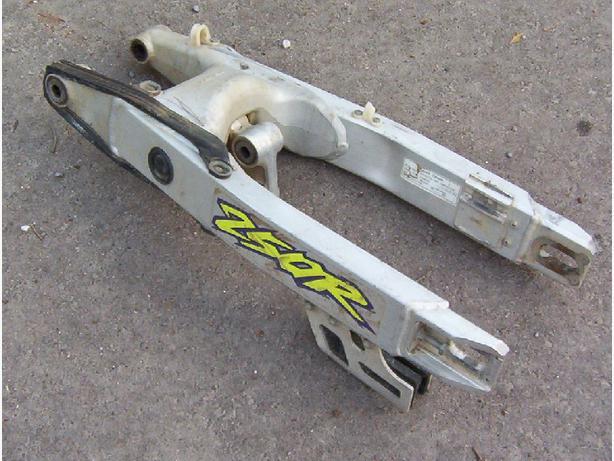 Honda CR250 swingarm