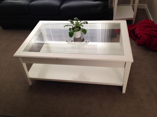 Log In Needed 80 IKEA Liatorp Coffee Table