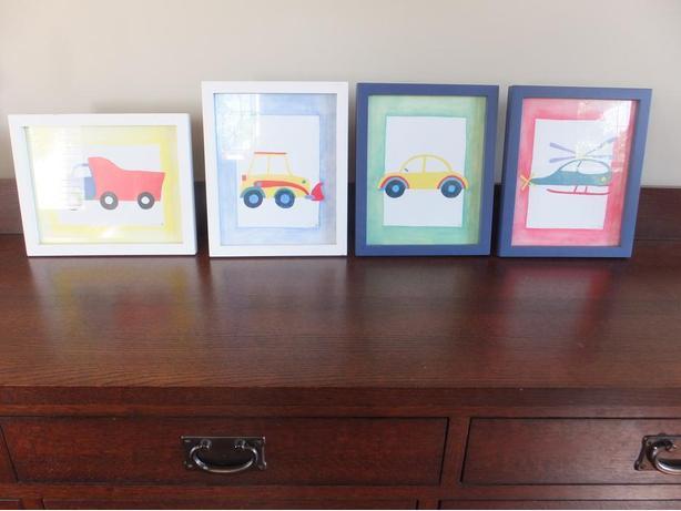 4 Prints for Boys Room